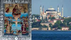 Παρασκευή 7 Μαΐου εορτάζει η Παναγία η Μπαλουκλιώτισσα
