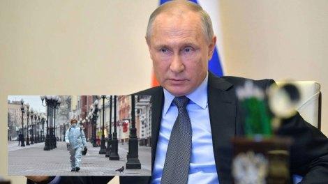 Ρωσία COVID-19: Κλείνουν Εκκλησίες και μπαίνουν έκτακτα μέτρα