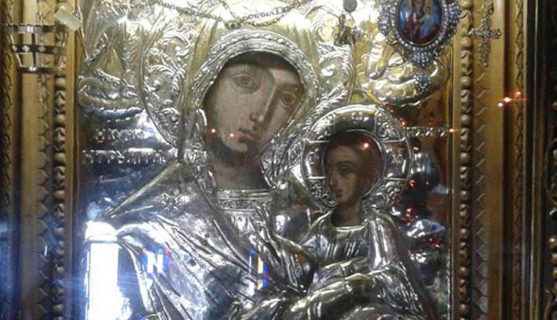 Το Αίγιο τίμησε την πολιούχο του Παναγία Τρυπητή