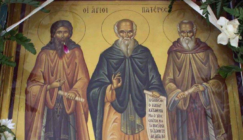 Εορτολόγιο 2020: Κυριακή 31 Μαΐου Άγιος Αγάθαρχος Επίσκοπος Λευκάδας και οι Άγιοι Πέντε Θεοφόροι Πατέρες