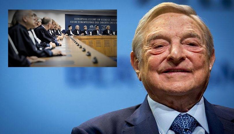 Έρευνα ECLJ: Πώς ο Τζωρτζ Σόρος υπαγορεύει αποφάσεις στο Ευρωπαϊκό Δικαστήριο Ανθρωπίνων Δικαιωμάτων