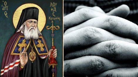 Άγιος Λουκάς ο Ιατρός: Η θαυματουργή προσευχή του για τους ασθενείς και ο παρακλητικός κανόνας