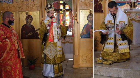 Ι.Μ. Γαλλίας: Κυριακή της Πεντηκοστής & Εσπερινός της Γονυκλισίας στη Μασσαλία