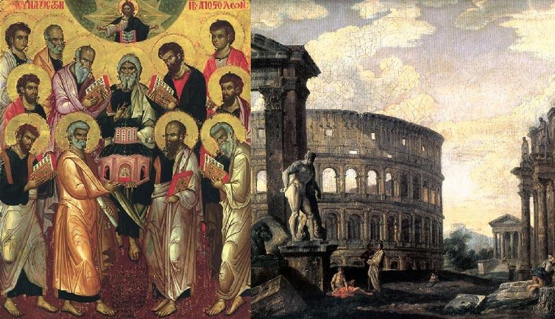 ΚΥΡΙΑΚΗ Β΄ ΜΑΤΘΑΙΟΥ | Οι Απόστολοι & η πολιτική εξουσία της εποχής