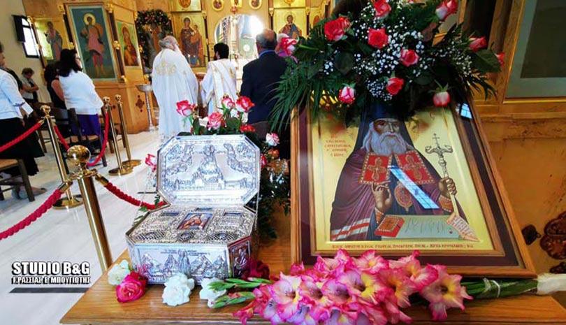 Ναύπλιο: Η Εορτή του Αγίου Λουκά του Ιατρού ΦΩΤΟ & ΒΙΝΤΕΟ