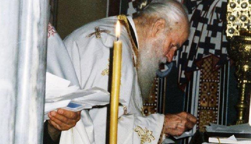 Ο άγιος Πατήρ Ιωάννης Καλαΐδης και η θεραπεία γυναικός που βασανιζόταν από ακάθαρτο πνεύμα