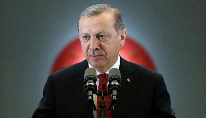 Προκλητικό σόου Ερντογάν - Τι απαντά ο υφυπουργός Εθνικής Άμυνας Αλκιβιάδης Στεφανής
