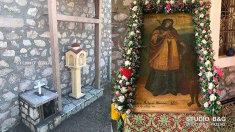 Αργολίδα: Ο Ίναχος τιμά την Αγία Μαρίνα