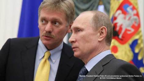 Εκπρόσωπος Πρόεδρου Πούτιν: «Όσοι αρνούνται την ύπαρξη του κορωνοϊού COVID-19 είναι τρελοί»
