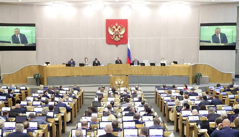 Η Ρωσική Κρατική Δούμα παρεμβαίνει για την Αγία Σοφία