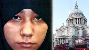 Λονδίνο: Καταδικάστηκε σε ισόβια μουσουλμάνα που σχεδίαζε να ανατινάξει τον καθεδρικό ναό του Αγίου Παύλου