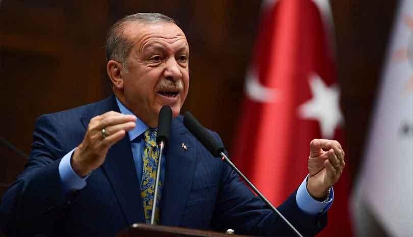 Νέο παραλήρημα Ερντογάν - Τζουμχουριέτ: Προσβολή στον Κεμάλ όσα έγιναν στην Αγία Σοφία