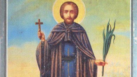 Ορθόδοξος συναξαριστής 3 Ιουλίου, Άγιος Γεράσιμος ο νέος ο Καρπενησιώτης