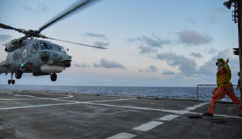 Σε κατάσταση επιφυλακής το Πολεμικό Ναυτικό