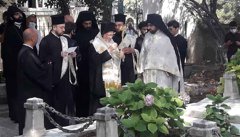 Μεταμόρφωση του Σωτήρος Χριστού : Στην Παιδόπολις Πρώτης ο Οικουμενικός Πατριάρχης Βαρθολομαίος
