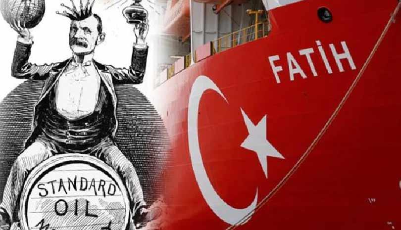 Ο ενεργειακός πόλεμος, η τουρκική εξαπάτηση και οι ελληνικές αυταπάτες