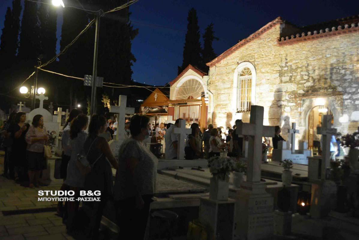 Το Άργος τίμησε την Κοίμηση της Θεοτόκου εν μέσω κορωνοϊού   Ελλάδα   Ορθοδοξία   orthodoxia.online   Άργος   Άργος   Ελλάδα   Ορθοδοξία   orthodoxia.online