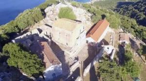 Κεφαλονιά : Η Ιερά Μονή Υπεραγίας Θεοτόκου Άτρου που γιορτάζει αύριο 8 Σεπτεμβρίου