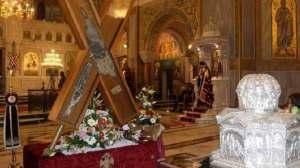 Μητροπολίτης Πατρών Χρυσόστομος : Εγκύκλιος επί τη Επανακομιδή της Τιμίας Κάρας του Αποστόλου Ανδρέου