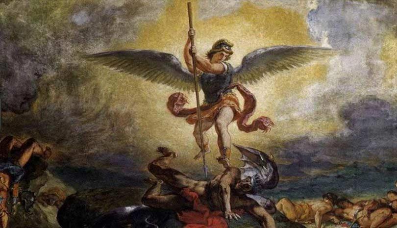 Βιβλικό-Πατερική προσέγγιση των εννοιών: Σατανάς, Κόλαση, Παράδεισος, Ανάσταση