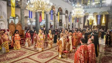 Η εορτή του Αγίου Δημητρίου στη Θεσσαλονίκη