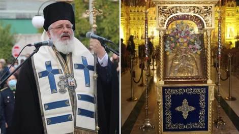 """Μητροπολίτης Διδυμοτείχου Δαμασκηνός: """"Η Παναγία είναι διαρκώς προστάτις και συνοδοιπόρος μας"""""""