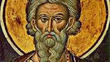 O Άγιος Αρέθας ο Μεγαλομάρτυρας γιορτάζει σήμερα 24 Οκτωβρίου