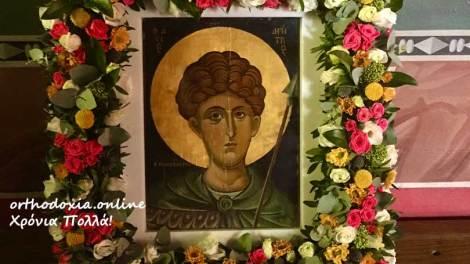 Ο Άγιος Νέστωρ γιορτάζει σήμερα 27 Οκτωβρίου