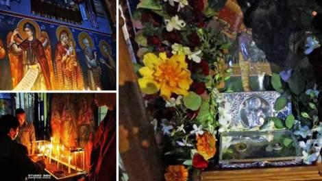 Πανηγυρικός εσπερινός στην Ιερά Μονή Αγίου Δημητρίου ή Καρακαλά
