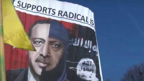 Που και πως δρα ο ισλαμικός παραστρατός του Ερντογάν