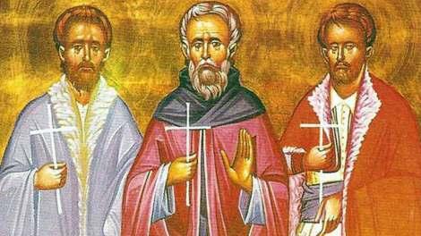 2 Νοεμβρίου γιορτή: Σήμερα γιορτάζουν οι Άγιοι Νεομάρτυρες Λάμπρος, Θεόδωρος και έτερος Ανώνυμος που μαρτύρησαν στο Βραχώρι