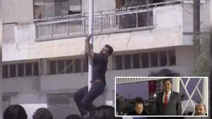 Δίπλα στον Ερντογάν ο δολοφόνος του Σολωμού - Φωτογραφία πρόκληση
