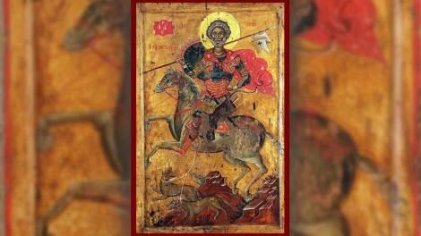 Αντισταθείτε επιμένει ο Θαυματουργός Άγιος Μηνάς ο Μεγαλομάρτυρας