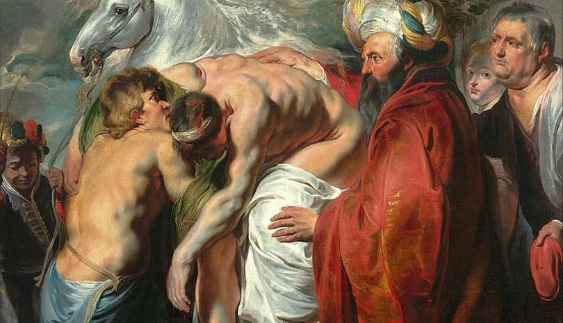 Η παραβολή του καλού Σαμαρείτη - Ο καινούργιος κόσμος του Χριστού είναι κοινωνία αγάπης