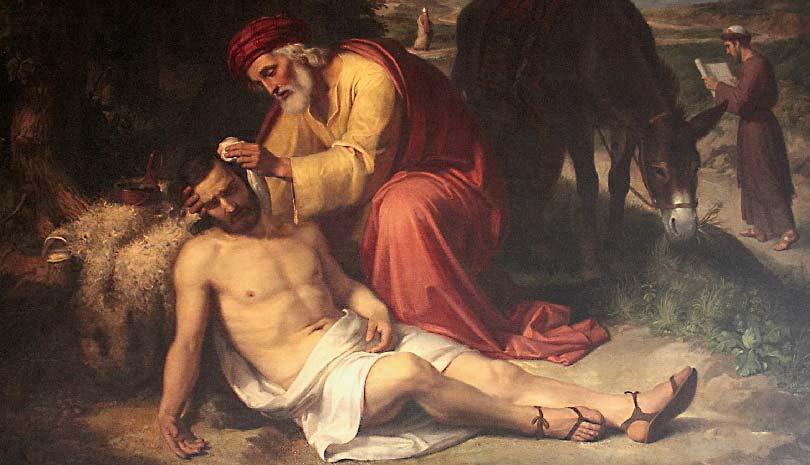 Κυριακή Η' Λουκά: Η παραβολή του καλού Σαμαρείτη