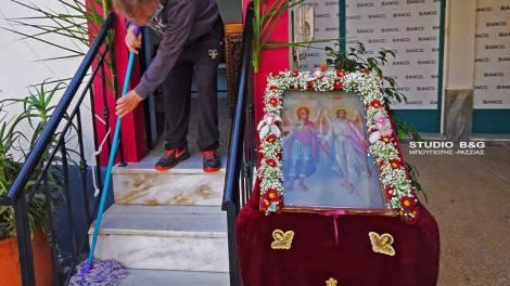 Ναύπλιο: Θλιβερές εικόνες από Εκκλησίες χωρίς πιστούς