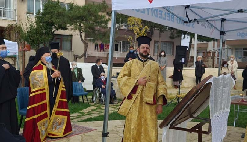 Τρισάγιο για τον μακαριστό Μητροπολίτη Λαγκαδά τέλεσε ο Οικουμενικός Πατριάρχης Βαρθολομαίος