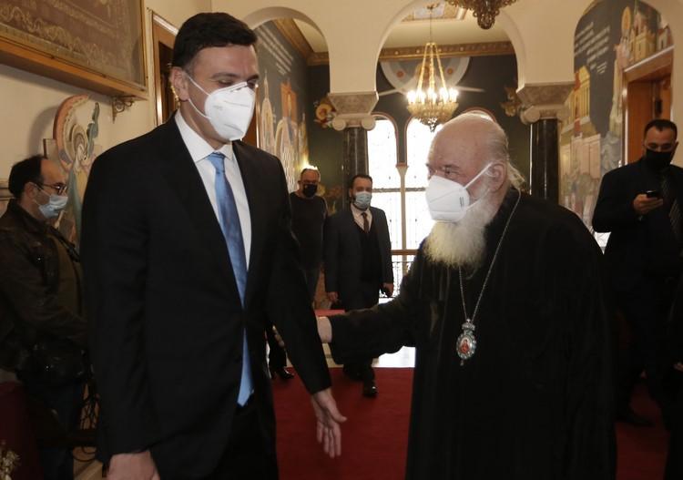 Αρχιεπίσκοπος: Η Εκκλησία θα είναι παρών την πρώτη μέρα του εμβολιασμού | ΕΚΚΛΗΣΙΑ | Αρχιεπίσκοπος | αρχιεπισκοποσ | ΕΚΚΛΗΣΙΑ | orthodoxia.online