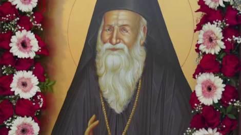 Ο άγιος Πορφύριος ήταν το βίντεο του Θεού - Μητροπολίτης Μόρφου Νεόφυτος