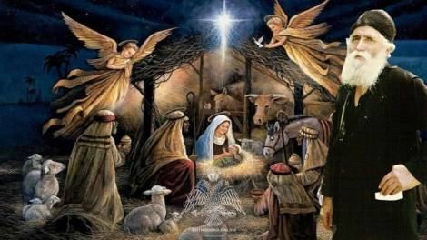 Άγιος Παΐσιος: Πως πρέπει να ζούμε τα Χριστούγεννα