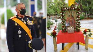 Το Πυροβολικό εόρτασε την προστάτιδα του Αγία Βαρβάρα | Εθνικά θέματα | Αγία Βαρβάρα | Εθνικά θέματα | Εθνικά θέματα | Ορθοδοξία | online