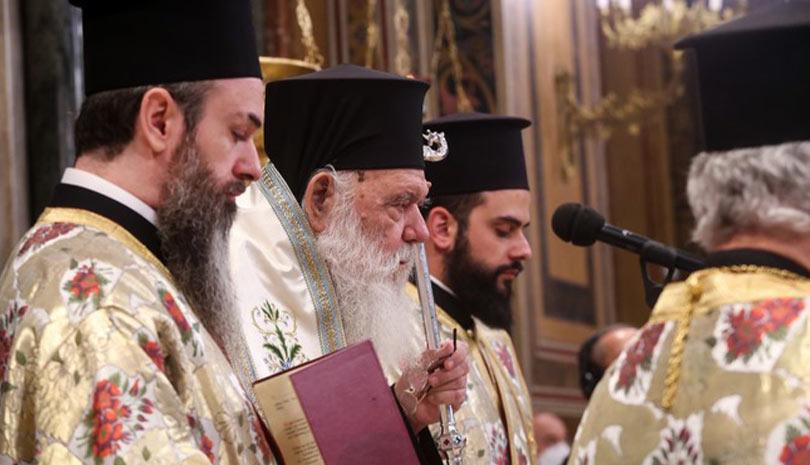 """Αρχιεπίσκοπος Ιερώνυμος: """"Το 2021 να είναι ένας χρόνος που θα μας δώσει πολλά"""""""
