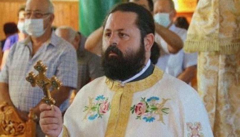Ήταν κληρικός στην Μητρόπολη Διδυμοτείχου.