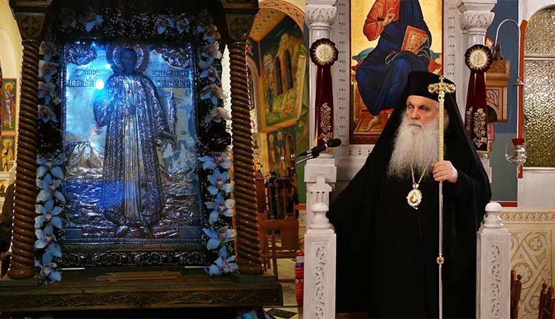 Ναύπλιο: Δευτέρα 1 Φεβρουαρίου γιορτάζει ο προστάτης και πολιούχος της πόλης Άγιος νεομάρτυς Αναστάσιος.