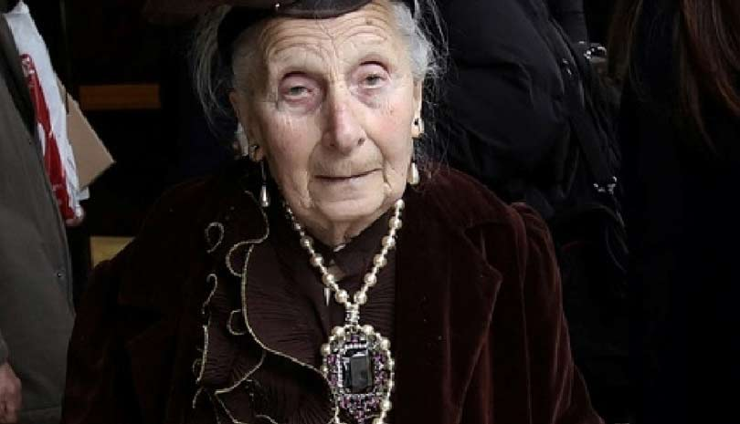 Έφυγε από τη ζωή σε ηλικία 87 ετών η ηθοποιός Τιτίκα Σαριγκούλη.