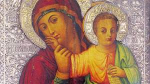 Η Παναγία στο πρόσωπό της ενσάρκωσε την έννοια της Αγάπης.