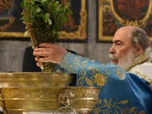 Τα Θεοφάνια στο Πατριαρχείο Ιεροσολύμων