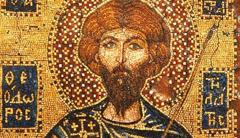 Γιορτή Αγίου Θεοδώρου Στρατηλάτου αύριο Δευτέρα 8 Φεβρουαρίου