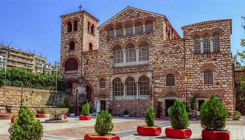 H εορτή του Αγίου Δημητρίου και η Θεσσαλονίκη