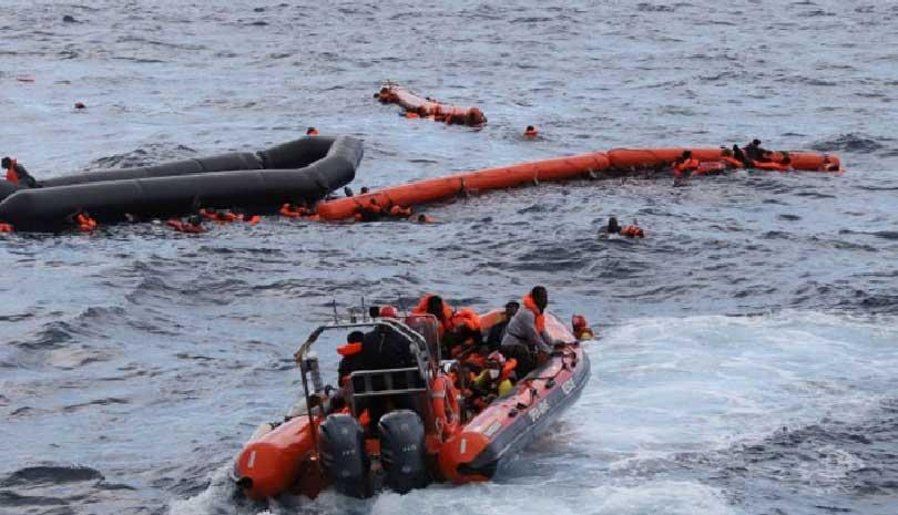 Ιταλία: 41 αγνοούμενοι έπειτα από ναυάγιο